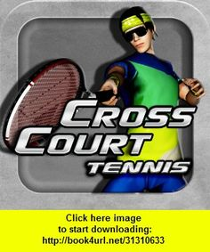 Cross Court Tennis, iphone, ipad, ipod touch, itouch, itunes, appstore, torrent, downloads, rapidshare, megaupload, fileserve