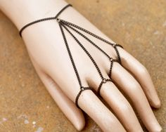 Hand jewelry by LITTER