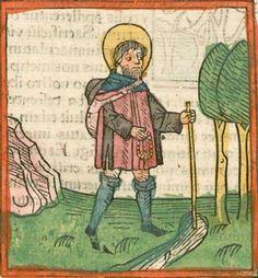 Jacobus : Legenda aurea Augsburg, nicht nach 1475 Ink I-66 - GW M11168 Folio 782