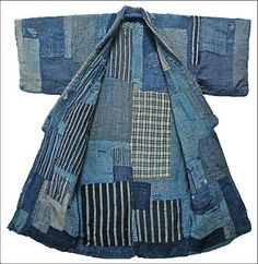 The humble cloths that are Japanese 'boro'... ~ Sweetpea Path