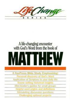 LIFE CHANGE BIBLE STUDY EBOOK