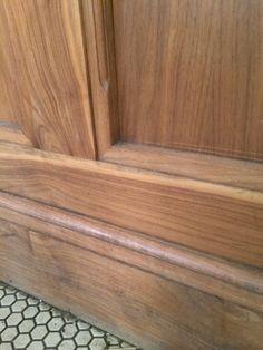 Van Leewen Cabinetry Detail 3