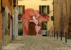 Dozza, Bologna street art