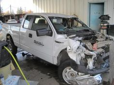 Get used parts from this 2014 Ford F150 Pickup, Stk#R15589 at AutoGator.com