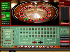 Premier Roulette from @microgaming.  This is the European roulette variant with many interesting options. Online roulette players can bet from 0.50 to 250 CAD.