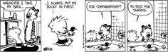 Calvin and Hobbes Comic Strip, April 08, 1986 on GoComics.com