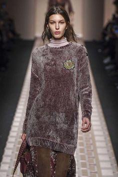 Trussardi, Otoño/Invierno 2017, Milán, Womenswear