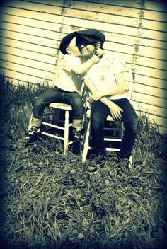 Can use these chairs too Love Photos, Couple Photos, Brotherly Love, Fiction, Chairs, Photoshoot, Couples, Boys, Pictures