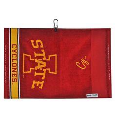 Team Effort Iowa State Cyclones Jacquard Towel, Multicolor