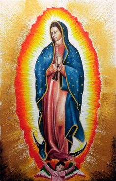 "Título: ""Virgen de Guadalupe"" Técnica: Óleo sobre Bastidor Medida: 30 x 45 cm. (tela) Creación: 2018 Autor: Rigoberto Castro (Rigo-Art) Colección: Exposiciones  #pintura #myart #fineart #artgallery #galeria #pintor #modernart #contemporaryart #instaart #artsy #abstract #peinture #oilpainting #artista #artlovers #painting #oleo Disney Characters, Fictional Characters, Aurora Sleeping Beauty, Painting, Disney Princess, Tela, Virgen De Guadalupe, Exhibitions, Author"