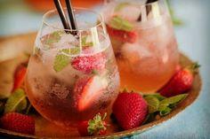 Toma nota de estos consejos para el cocktail de bienvenida de la boda #bodas #ElBlogdeMaríaJosé #cocktail #drinks