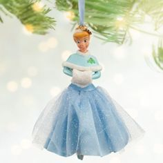 Cinderella Sketchbook Ornament from Disney Store