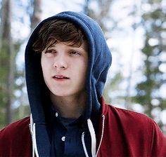 Tom Holland in Edge of Winter