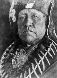 Old Eagle. Otoe. 1920