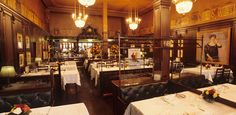 Kronenhalle. French. Zürich's most famous eatery is a tribute to the visionary Zumsteg family, ...