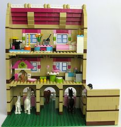 Lego Friends Stable house