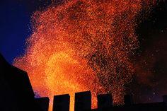 Van Gogh - Incêndio atinge lojas de centro de comércio popular no Rio