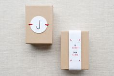 16 Holiday Gift Toppers You Can DIY via Brit + Co.