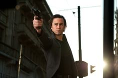 Badass Movie! October2012  Joseph Gordon-Levitt in Looper