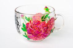 Boss Lady Mug, Quote Mug,Lady boss, Large Coffee Mug, Girly Mug by Vitraaze on Etsy