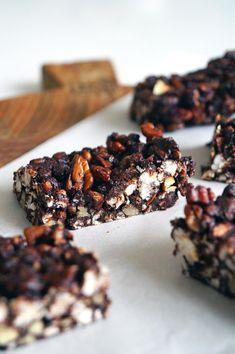 glutenvrije chocolade rijstwafel repen