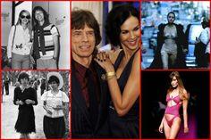 Mick Jagger becomes a father again, aged 73