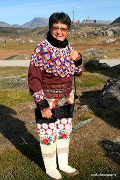 Nanortalik native, Greenland