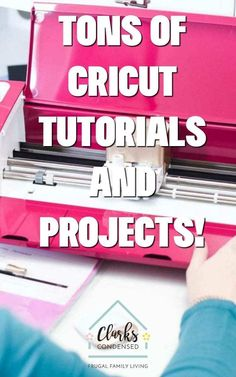 The Best Cricut Tips and Tutorials - Clarks Condensed - Family, Easy Recipes, Cr. - The Best Cricut Tips and Tutorials – Clarks Condensed – Family, Easy Recipes, Cr… - Cricut Craft Room, Cricut Vinyl, Cricut Air, Cricut Stencils, Circuit Projects, Vinyl Projects, Crafty Projects, Mason Jar Crafts, Mason Jar Diy