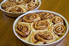Nutella cinnamon rolls. Homage to my husband's favorite food group-Nutella.