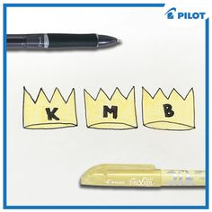Zda-li pak víte, jak se jmenujou tři králové, kteří k nám za dva dny přijdou? :) #happywriting Pilot, Pilots