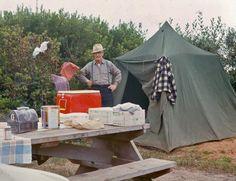 Earl Dodge Camping
