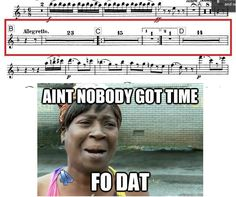 Band Kid Problems