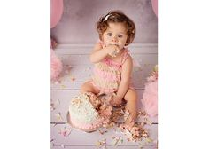It is a fantastic way to celebrate birthday. Girls Dresses, Flower Girl Dresses, Beautiful Moments, Cake Smash, Wedding Dresses, Celebrities, Photography, Fashion, Dresses Of Girls