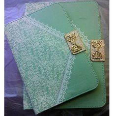 Buy Women s Fashion Super Luxury Royal Elegant Leather Skyblue Flower  Bowknot Credit Card Holder Case Cover For Apple iPad 2 3 4 5 Air Gift at  Wish ... 20b9cd8001