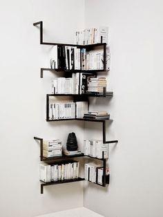 Bijzondere boekenkasten