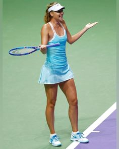 Weather Girl Lucy, Maria Sharapova Hot, Tennis Trainer, Ana Ivanovic, Tennis Players Female, Bollywood Girls, Tennis Clothes, Diana, Celebrity Style