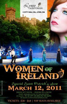 Women of Ireland.