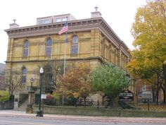 Fairfield County Courthouse (Ohio) by fusionpanda, via Flickr    Its name is a reference to the Fairfield area of the original Lancaster.
