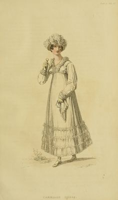 Carriage Dress Ackermann's