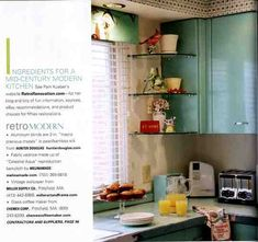 Glass shelves for the deco kitchen.  Glasssssssss!!!!  Why didn't I think of this before?!