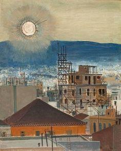 Spyros Vasileiou Artist Painting, Artist Art, Modern Art, Contemporary Art, Greece Painting, Call Art, Greek Art, 10 Picture, Greeks