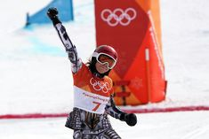 Ester Ledecka Makes History With Gold Medals in Snowboarding and Skiing