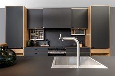 Bilderesultat for svart matt kjøkken Home Decor, Decor, Home, Sink
