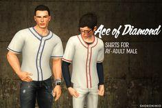 Shirt by Shokoninio - Sims 3 Downloads CC Caboodle