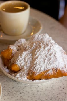 cafe du monde   what to see & eat in new orleans   #sugar #travel