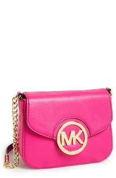 MICHAEL Michael Kors 'Small Fulton' Crossbody Bag available at #Nordstrom