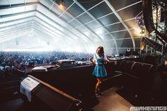 technojazzbrother: Nina Kraviz Awakenings 2014