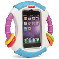Protege tu iPhone o iPod de un desastre permite a su pequeño aprender / Protects your iPhone or iPod from disaster   Lets your wee one play learning games