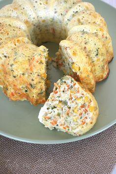 Pastel de verduras Pinterest   https://pinterest.com/elcocinillas/