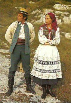 Rzeszow - folk costumes